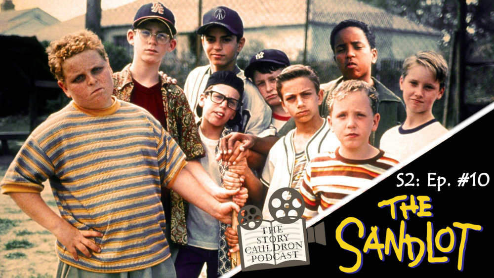 The Sandlot Episode Banner Story Cauldron S2