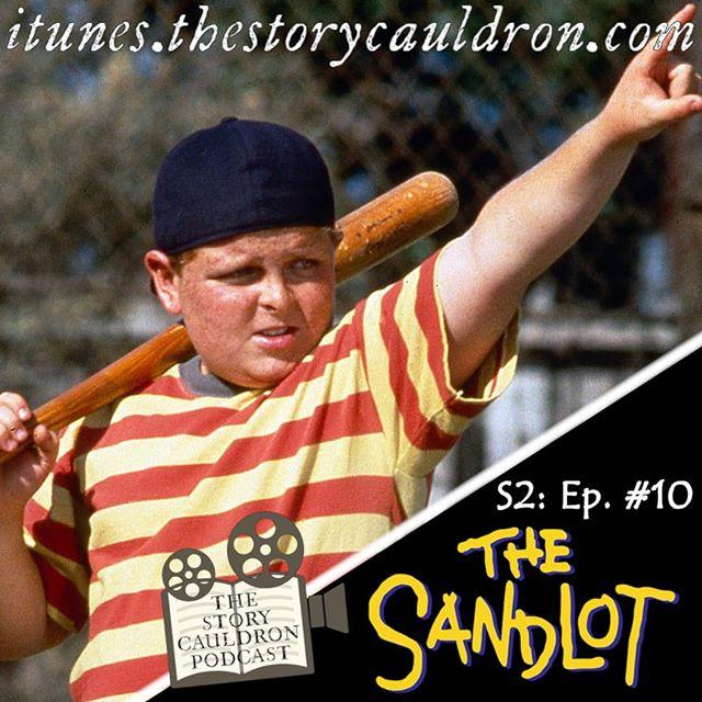 Have you heard the legend of the #BEAST? You will on this #episode of The #StoryCauldron #Podcast, along with #baseball and the #HerosJourney - it's #TheSandlot!  https://www.thestorycauldron.com/listen/sandlot  #KillingMeSmalls #Sandlot #BaseballMovie #Monomyth #Movie #MoviePodcast