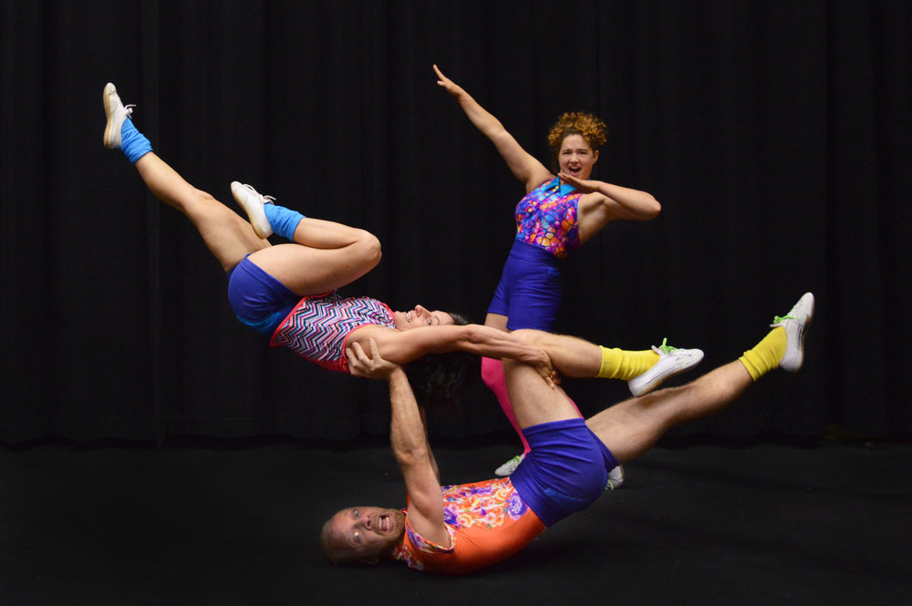 Circus Oz, Photo: Jessica Jeanfield
