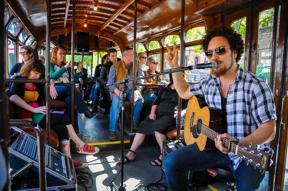 Blues Tram