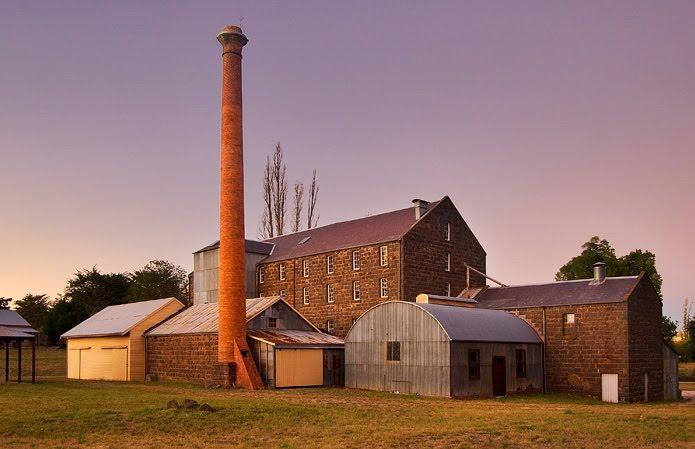 Anderson's Mill, Smeaton