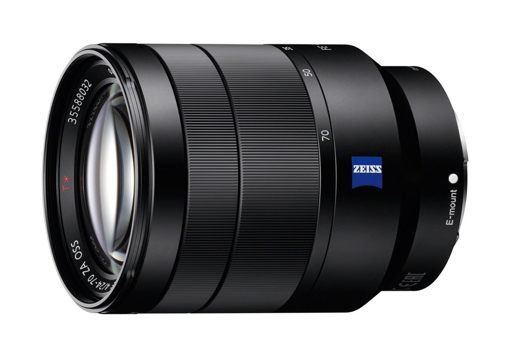 Zeiss 16-70mm Lens - This was the lens I used for the a6500. It has an F/4 aperture which makes it a little less versatile than the above lens. However, it still takes incredibly sharp photos and for the price it's a hard lens to beat.