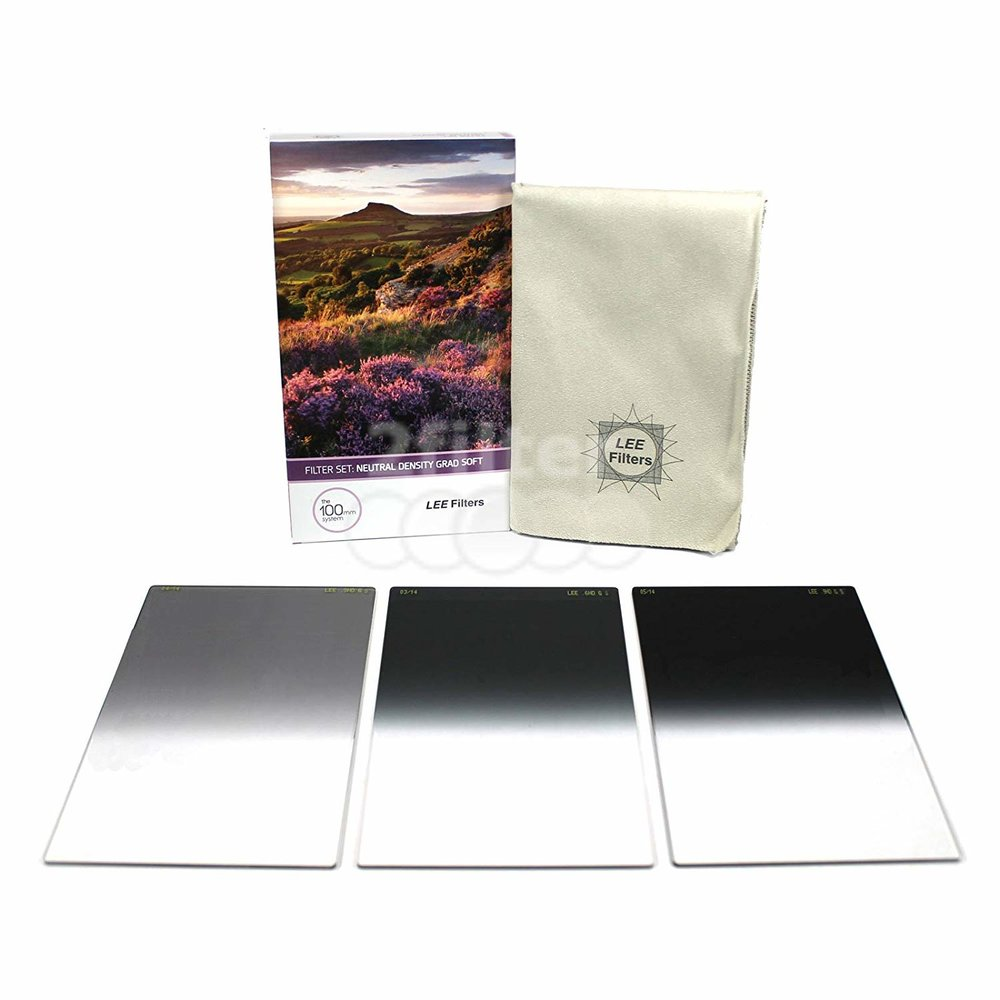 Lee Filters Kit - These were crucial when photographing any sunrises/sunsets, especially here.  There was a huge line of trees that created some gnarly shadows.  These really helped even out the light and make post processing of the photos a lot easier.
