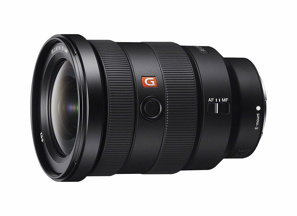 Sony - FE 16-35mm F2.8 GM Wide-angle Zoom Lens -