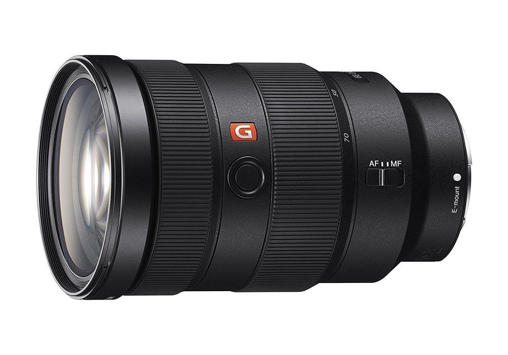 Sony - FE 24-70mm F2.8 GM Standard Zoom Lens -
