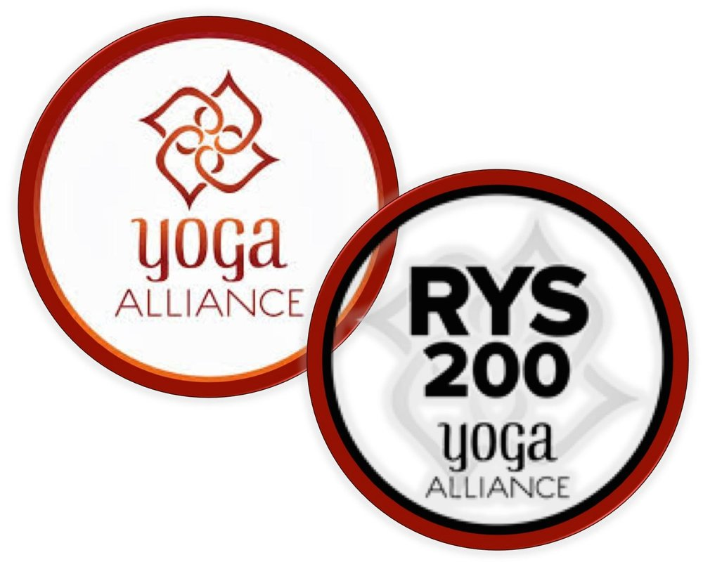 Burning Spirits Yoga Heart of Vinyasa is registered with Yoga Alliance -