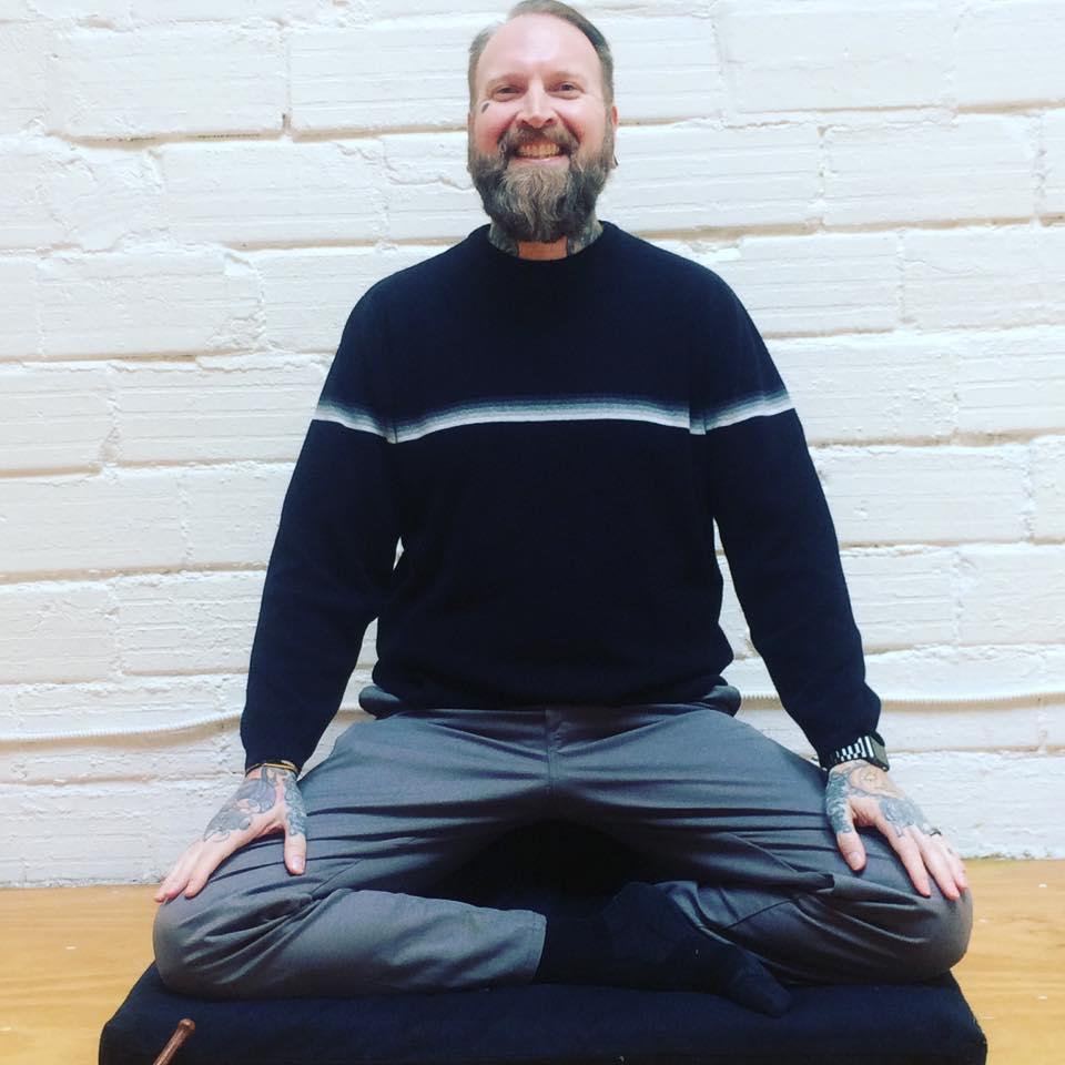 GARY SANDERS - Meditation