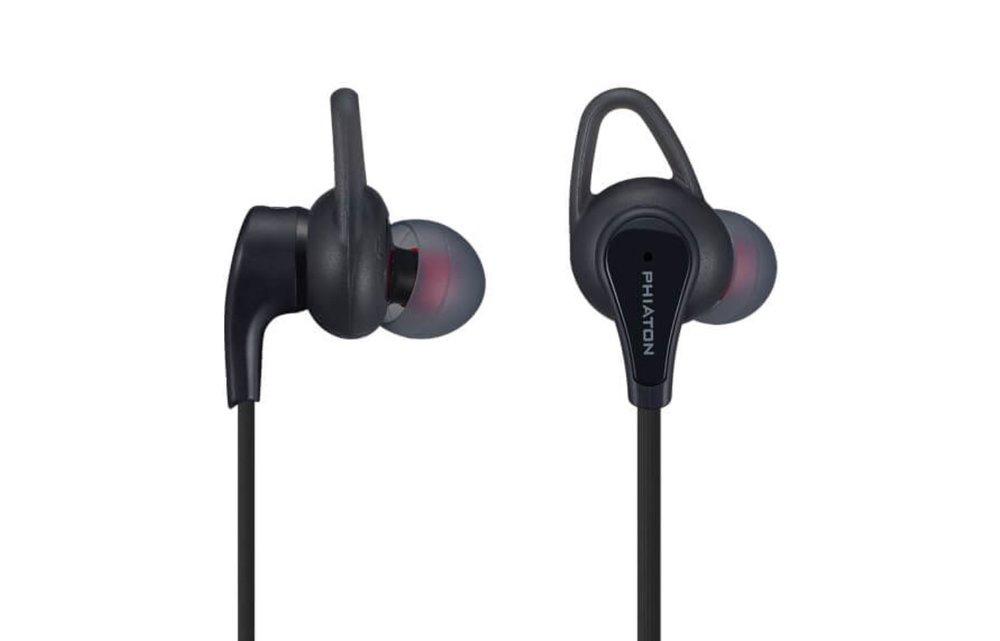 Phaiton bt 120 nc curve noise canceling earphones review.