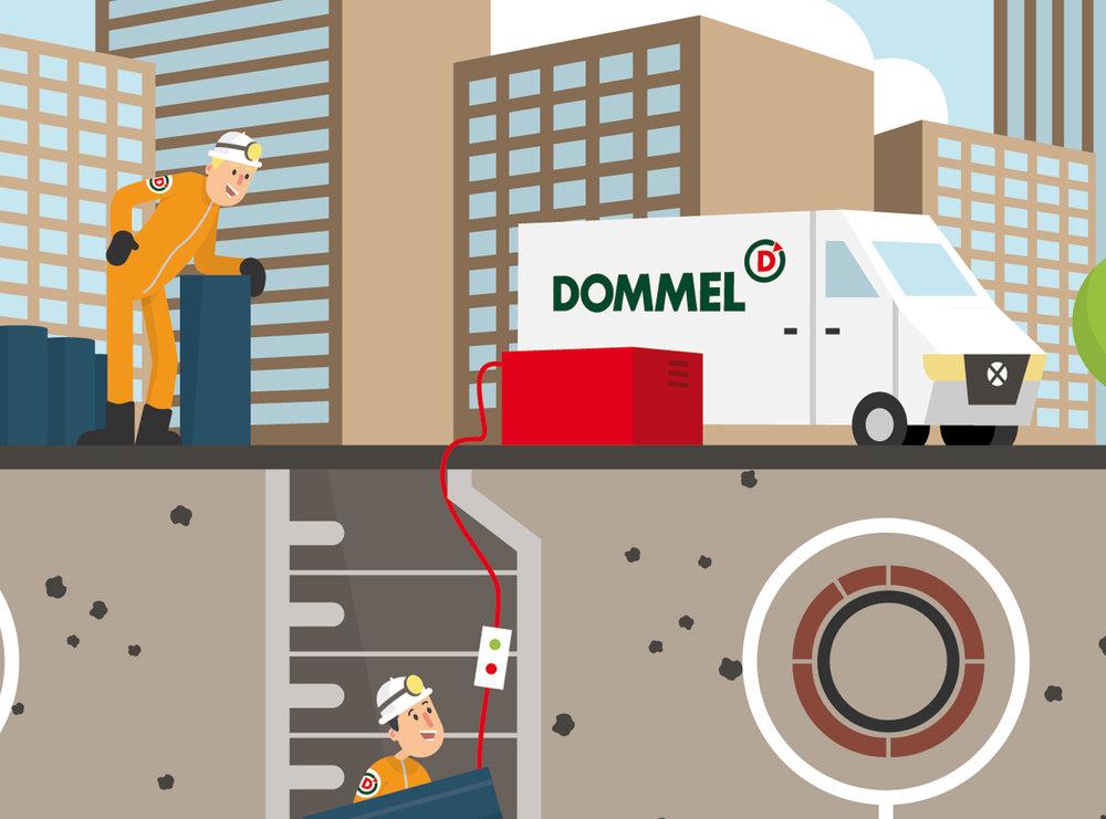 Detailansicht Erklär Illustration TIP-Verfahren - Elisabeth Deim