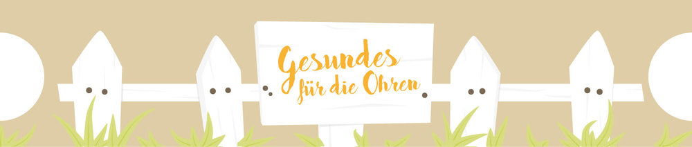Zaun an Garten als Illustration für Packaging Design / Elisabeth Deim
