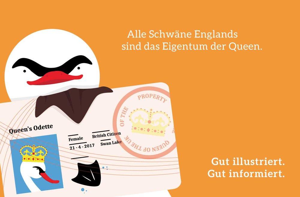 Mini Infografiken von Elisabeth Deim