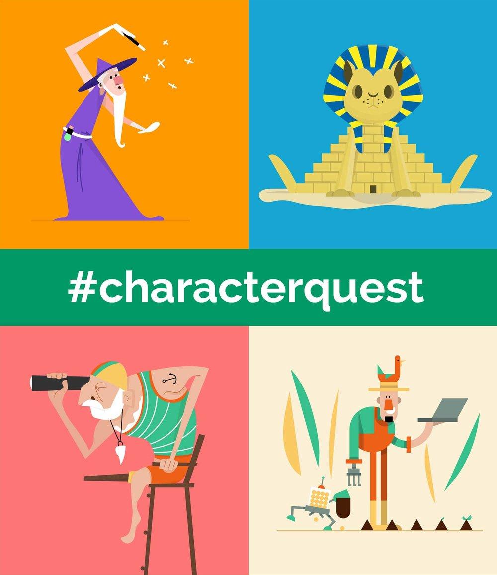 Character Quest - Elisabeth Deim