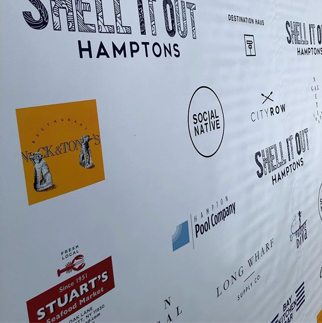 Thanks to all the great businesses coming together for Shell it out