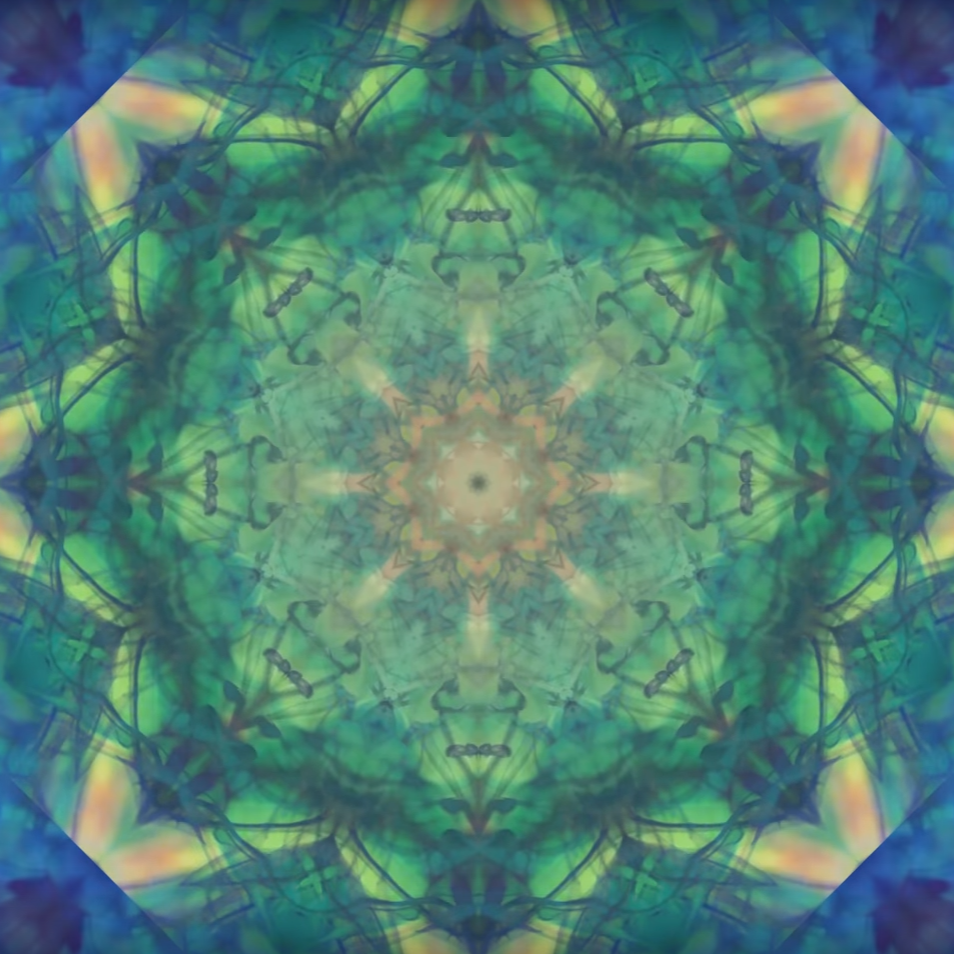 Water Mandala - Click to Watch