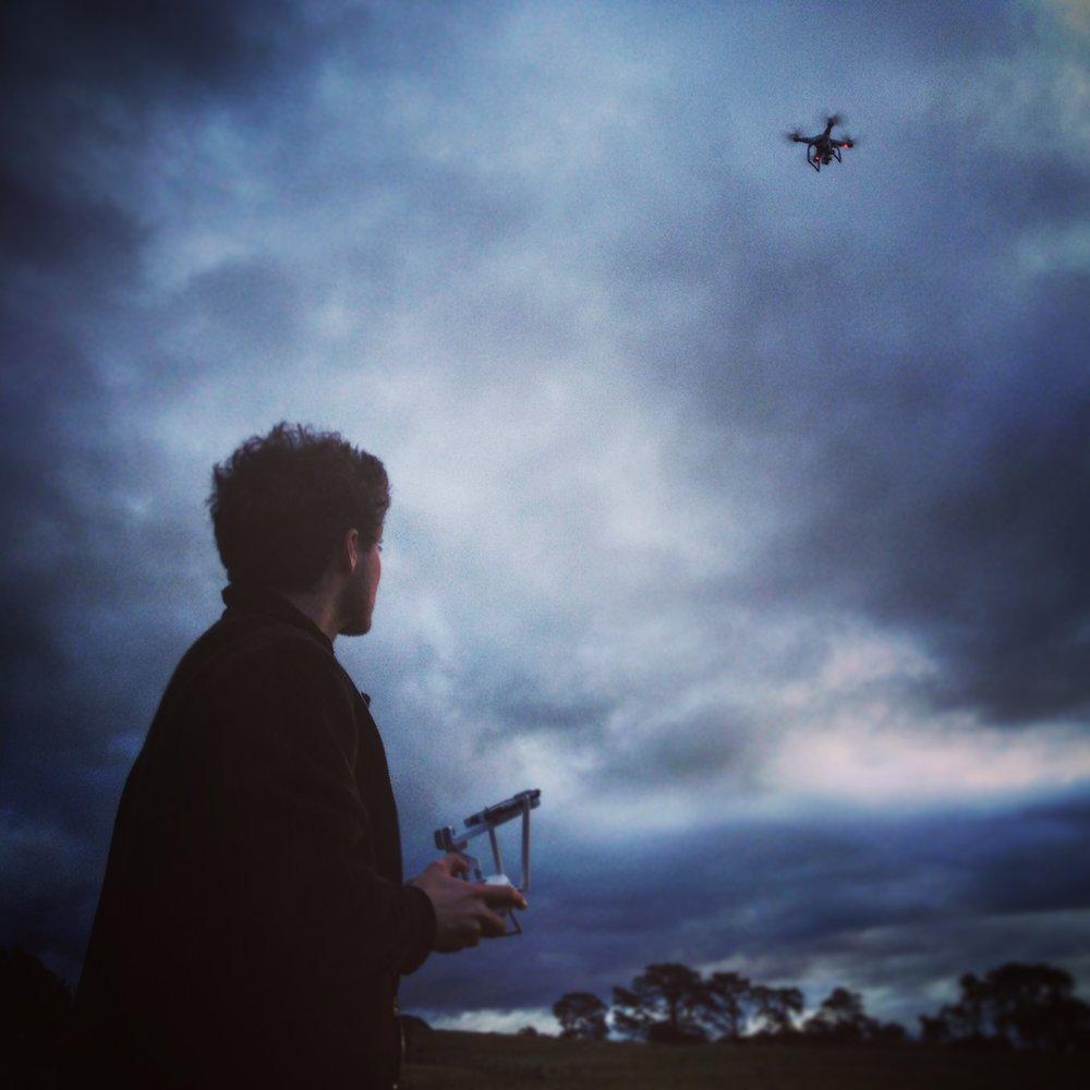 UAV Videography - Book Now