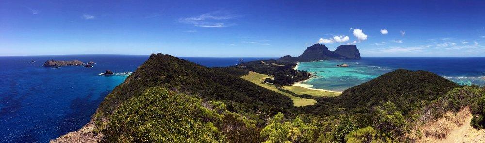 Lord Howe Island,Australia