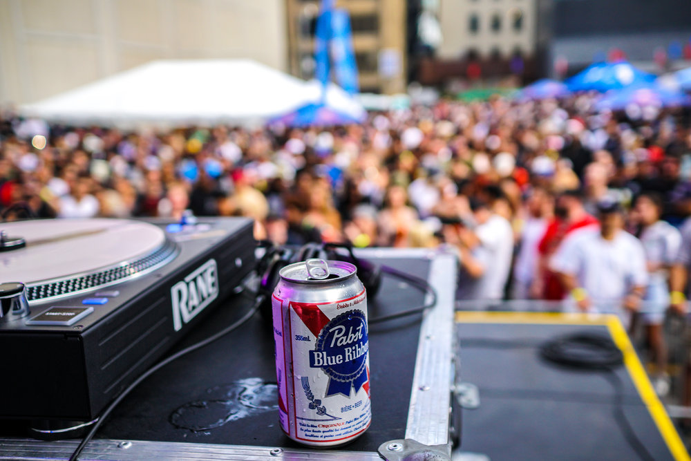 """""""Aside from being a pleasure to work with, I really get a sense of their deep interest and enthusiasm in the projects we work on. They're always taking pride in the success of their ideas, which are always imaginative and exciting."""" - — TOM ROJEK, BRAND MANAGER PBR & SAPPORO"""
