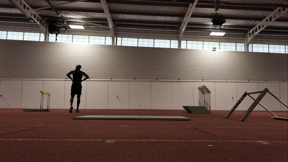 Nathan's Knowledge - Former Captain of Team GB athletics and two time Olympic Triple Jumper, Nathan Douglas, shares his routine that allows his knees to handle forces 22x his own body weight when he competes.