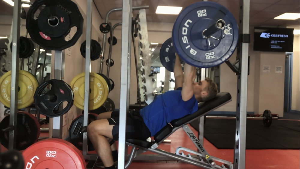Beginner Workout -