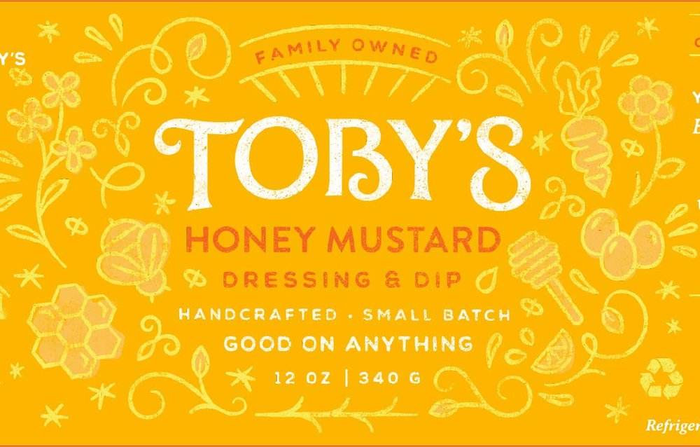 Food-Packaging-Design-Organic-Branding_Tobys-Honey-Mustard.jpg