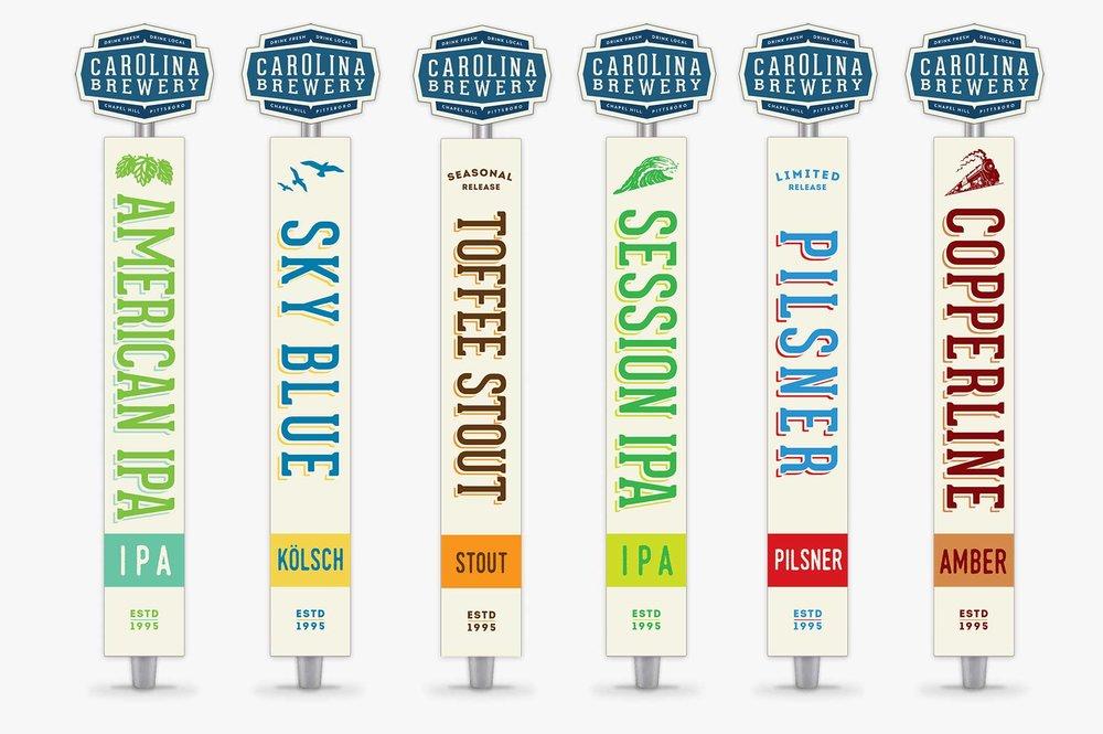 Craft Beer Tap Handle Design