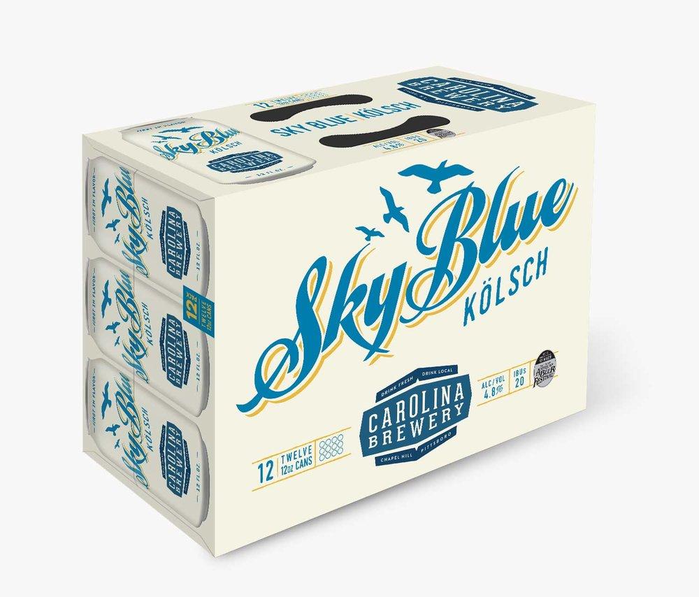 Craft Beer 12-Pack Design