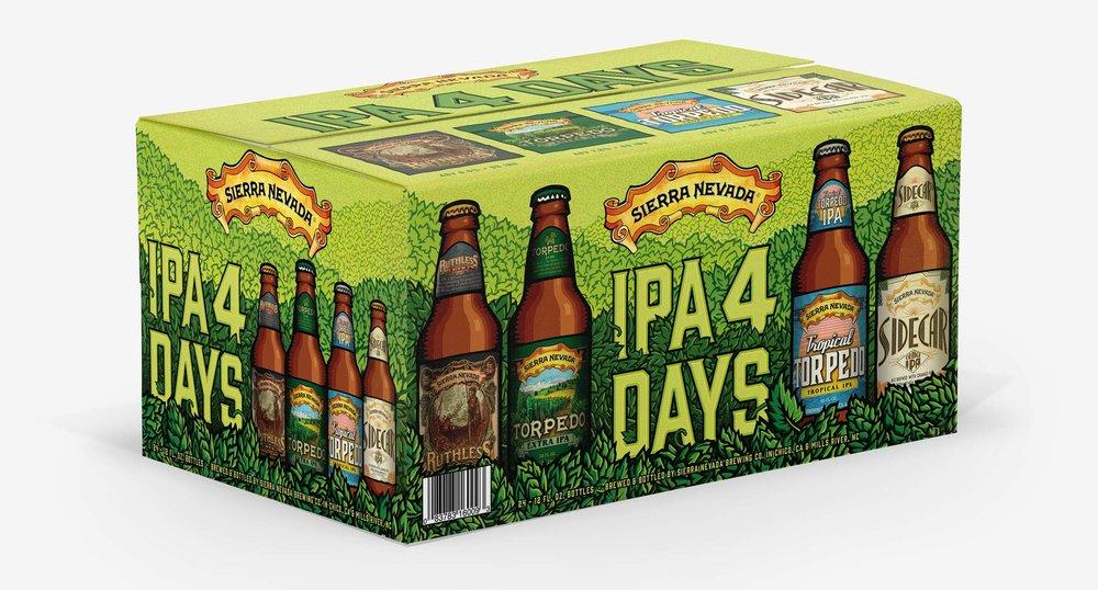 Craft-Beer-Sierra-Nevada-IPA-4-DAYS-Mix-Pack-Design-Illustration-carton.jpg