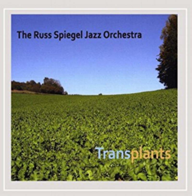 2009 Big band recording by guitarist, composer, arranger Russ Spiegel.