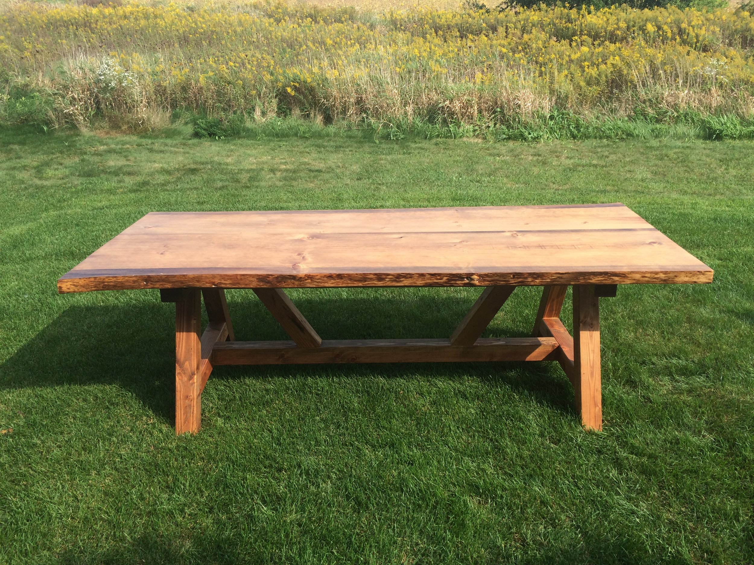 p only dining table manufactured a rectangle top edge ctn live emerson