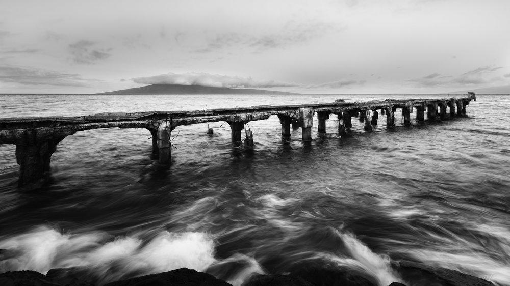 Maui Boat Pier - Study 1 - BW-2-2.jpg