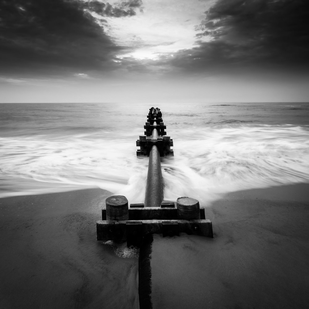 Out to Sea - Study 2  - ©John Guillaume