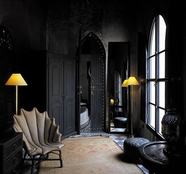 #boudoir #interiordesign #noir #inspiredby