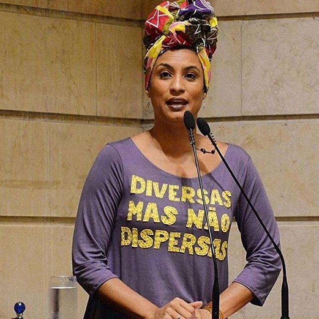 Live forever Marielle Franco #activist #brasil #policebrutality #awareness #sayhername #restinparadise #women #tribalhop
