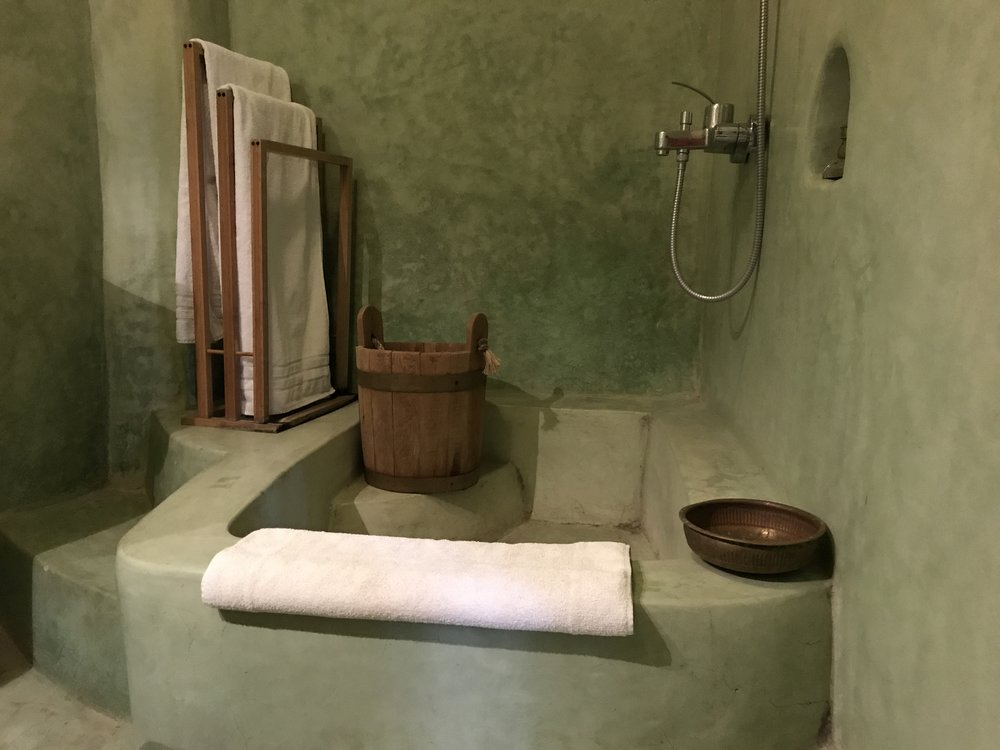 Salle de bains de Daouia