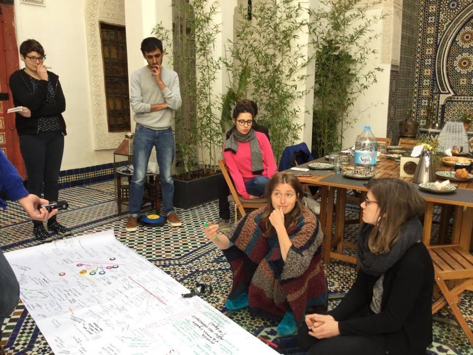Workshops - Réseau artistique critique engagé et solidaire