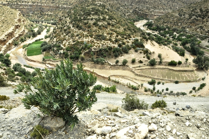 The oued Guigou (river) near Taferdouste