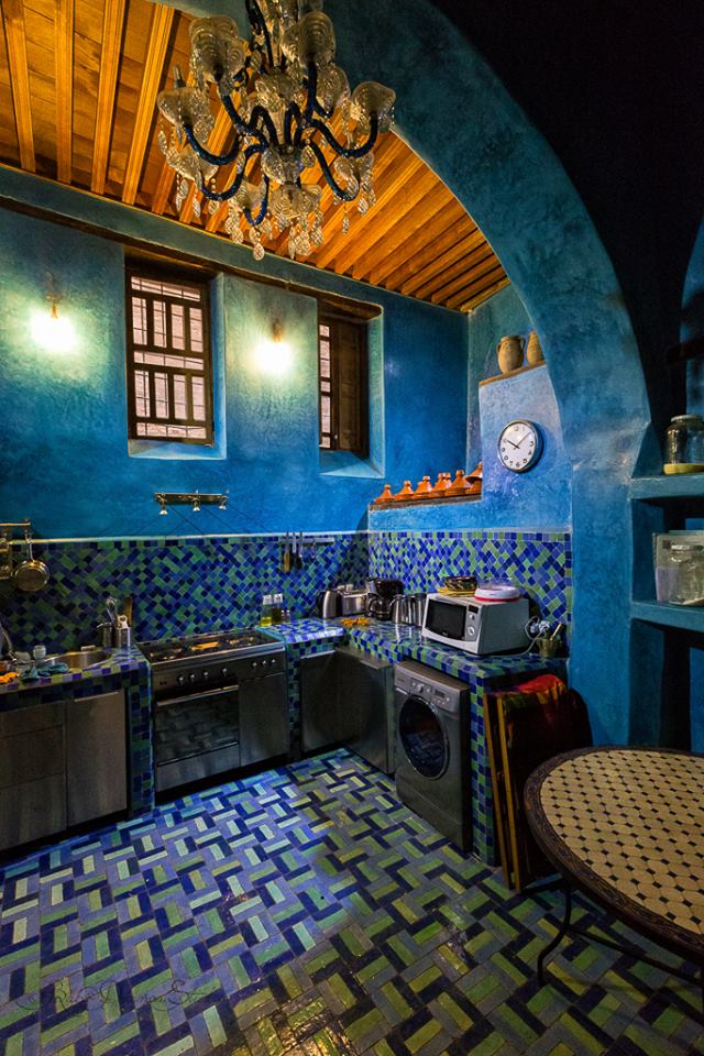 Dar 7 Louyat's kitchen