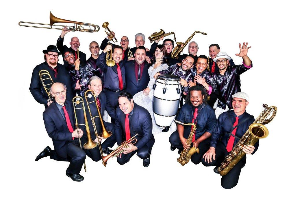Pacific Mambo Orchestra -