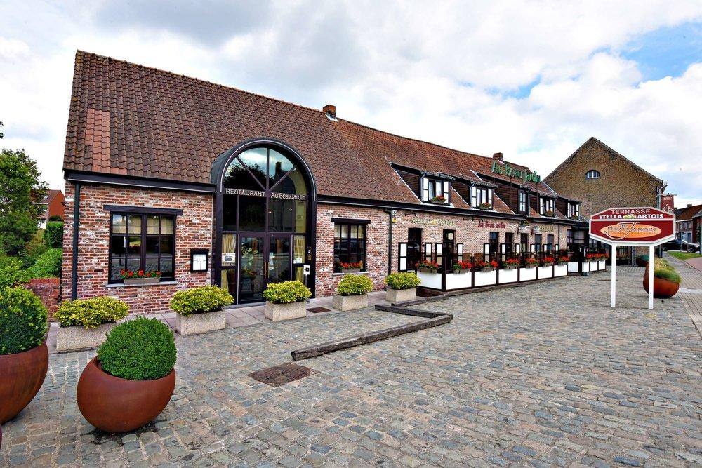 terras feestzaal au beau jardin rekkem restaurant feestzaal brasserie rekkem menen tablefever bart albrecht 111.jpg