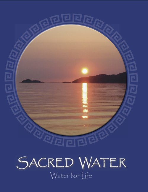 Sacred Water - Water for Life, extremely limited stock
