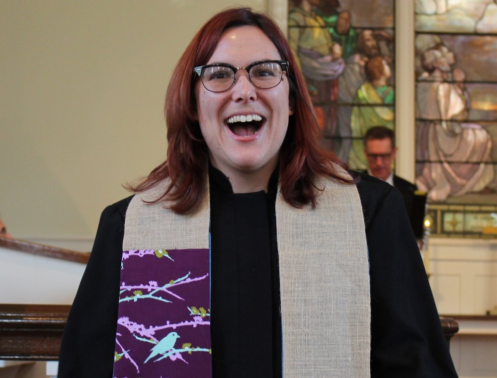 Rev. Megan Cullip  Associate Minister for Youth