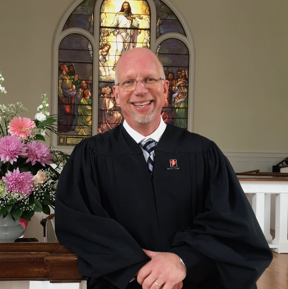 Rev. Dave Stambaugh  Faith Formation Minister