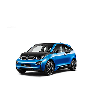 BMW i3 - Range: 22 kWh pack: 81 miles; 33Kwh pack: 114 milesPrice: $41,350