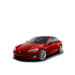 Tesla Model S - Range: 60 kWh: 210 miles; 75 kWh: 249 miles; 90 kwh: 294 miles; 100 kWh: 315 milesPrice:$66-89,500