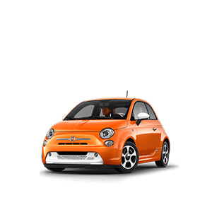 Fiat 500e - Range: 87 milesPrice:$32,500