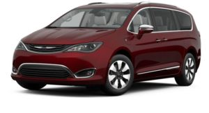 Chrysler Pacifica   - Range 33 Miles $41,995