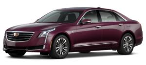 Cadillac CT6 - Range 31 Miles$75,095