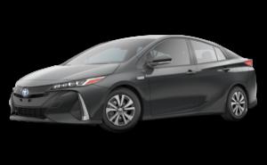 Toyota Prius Prime - Range 25 Miles$27,100
