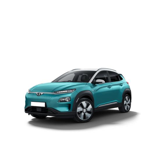 Hyundai Kona Electric - Range: 258 milesPrice: $37,495