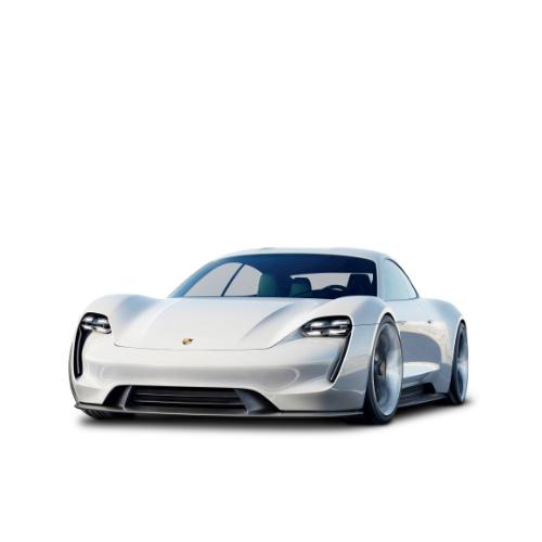 Porsche Taycan - Range: 300 miles